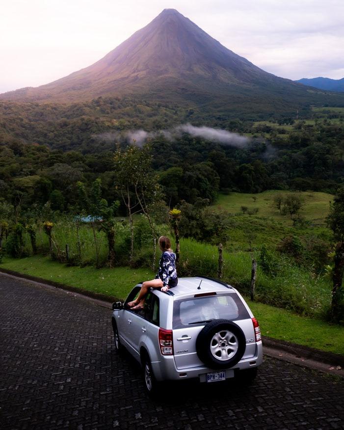 Viaje para mujeres Costa Rica