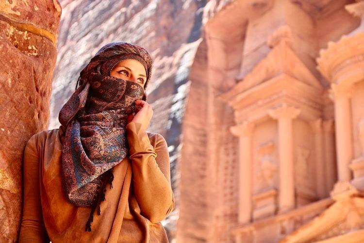 Viaje para mujeres Jordania