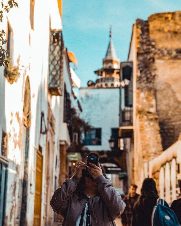 Viaje para mujeres Túnez